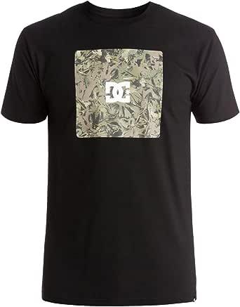 DC mens ADYZT03847 Bush Box Short Sleeve T-shirt T-Shirt