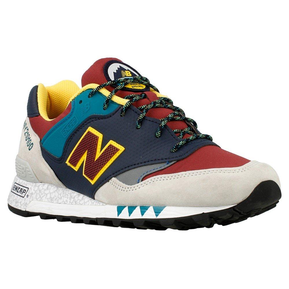 New Balance Sneakers Uomo M577ngb Camoscio Multicolor