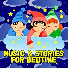 Music & Stories for Bedtime Audiobook by Roger William Wade, Hans Christian Andersen Narrated by Brenda Markwell, Robin Markwell