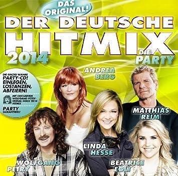 der deutsche hitmix 2013