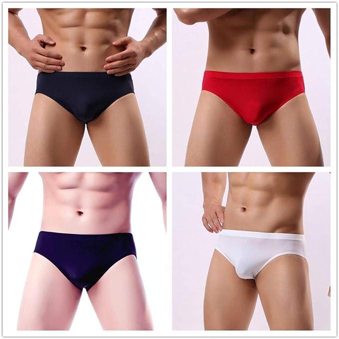 Shorts De Hombre 4 Piezas Ropa Interior Hombres Suspensorio para ...