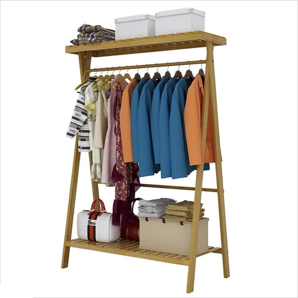 80 cm XIA Coat Racks Hangers Landing Bedroom Clothes Shelves Storage Rack 4 Sizes (Size   80 cm)