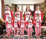 Matching Family Pajamas For Christmas Tree Pjs Mum