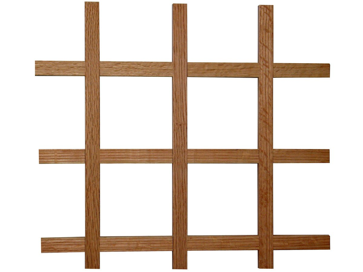 Omega National Sonoma Series Wine Rack Red Oak - 24 by Omega National Products
