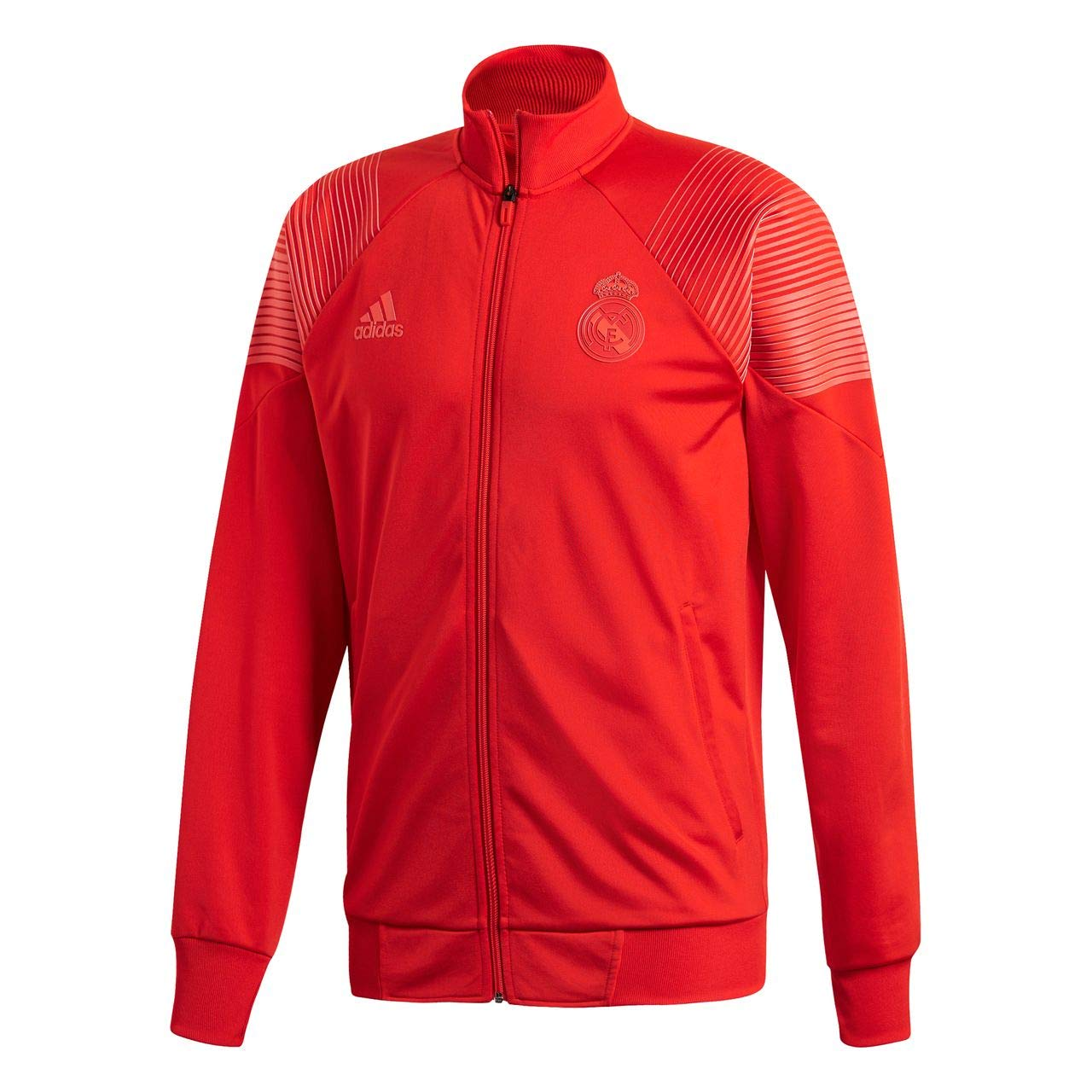 adidas Real LIC Top Vivid Red 18/19 Real Madrid