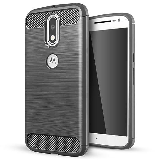 18 opinioni per Motorola Moto G4 Cover,Motorola Moto G4 Plus Custodia,Lizimandu Creative 3D