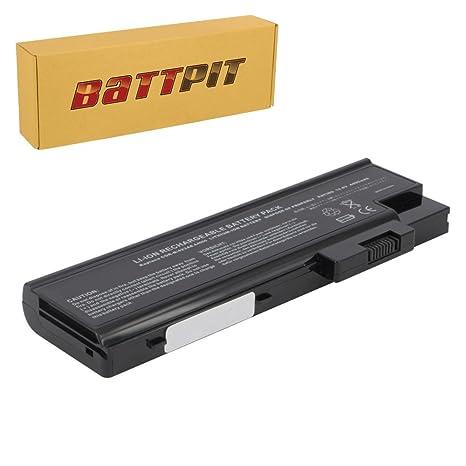 Battpit Recambio de Bateria para Ordenador Portátil Acer Aspire 1650 Series (4400mah / 65wh)