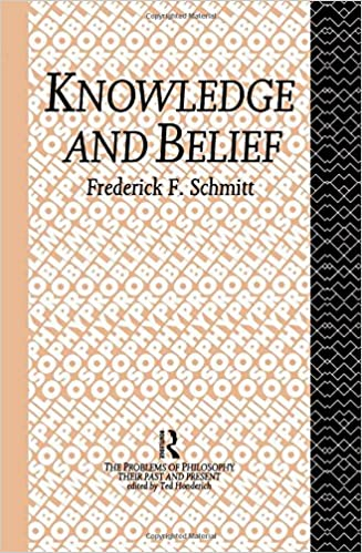 Knowledge and Belief (Problems of Philosophy)