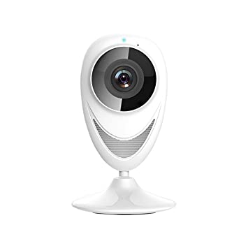 1080P HD cámaras de seguridad inalámbricas WiFi con TF Shot Shot / IR de visión nocturna Baby / Pet Monitor, cámara de vigilancia: Amazon.es: Electrónica