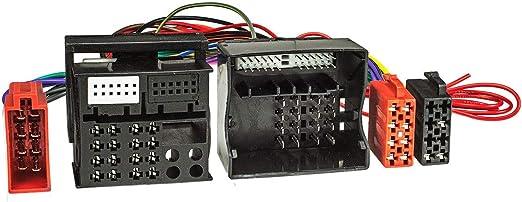 Tomzz Audio 7303 003 T Kabel Iso Kompatibel Mit Vw Elektronik