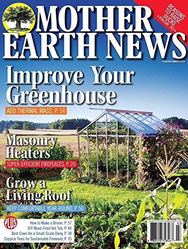 Magazines : Mother Earth News