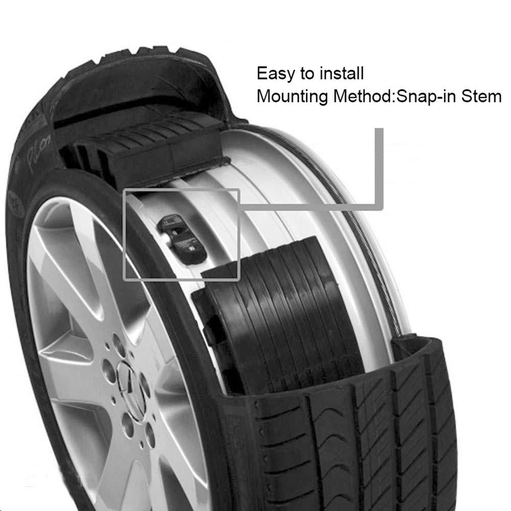 OCPTY Motorcraft Tire Pressure Sensor TPMS for Selsct Ford 315MHz F2GT-1A180-AB TPMS35 F2GZ1A189A F2GT-1A150-AB 102629-5209-1524314971