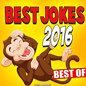 Best Jokes 2016 Audiobook