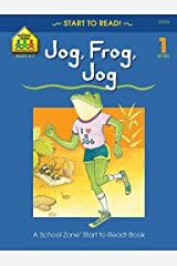 Jog, Frog, Jog: Classic (Start to Read!®) Kindle Edition