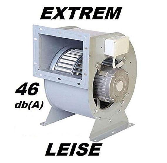 2000m³/h Ventilador industrial con 500W Regulador de Velocidat Ventilación Extractor Ventiladores industriales extractores centrifugo aspiracion centrifuga: ...