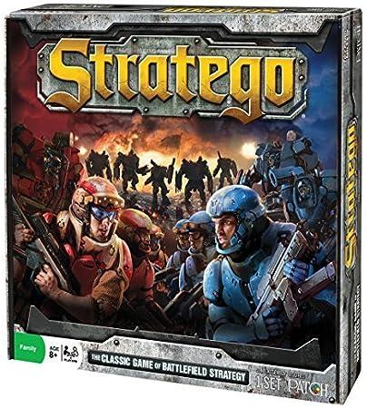 Stratego Board Game by Stratego: Amazon.es: Juguetes y juegos