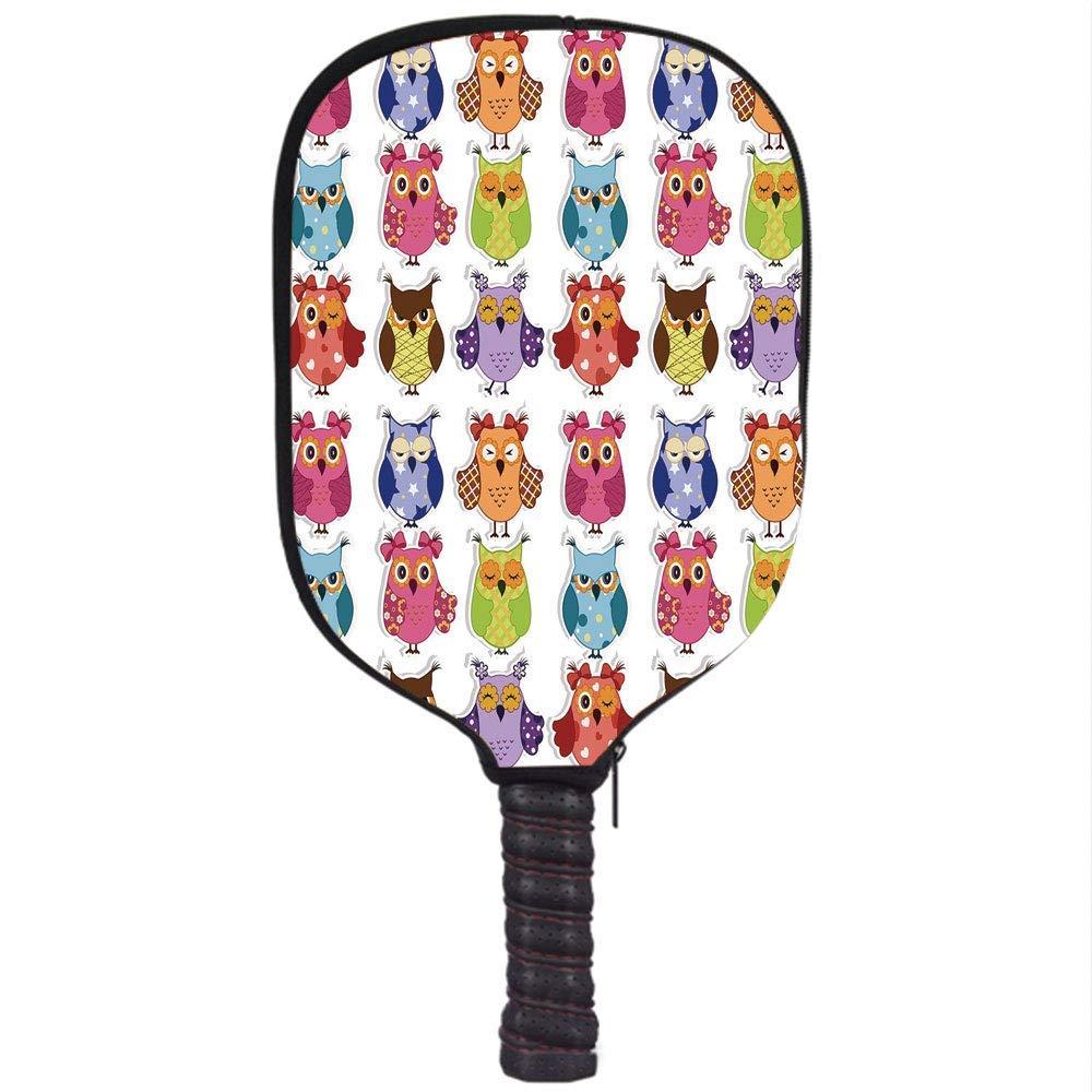 Amazon.com : CANCAKA Neoprene Pickleball Paddle Racket Cover ...