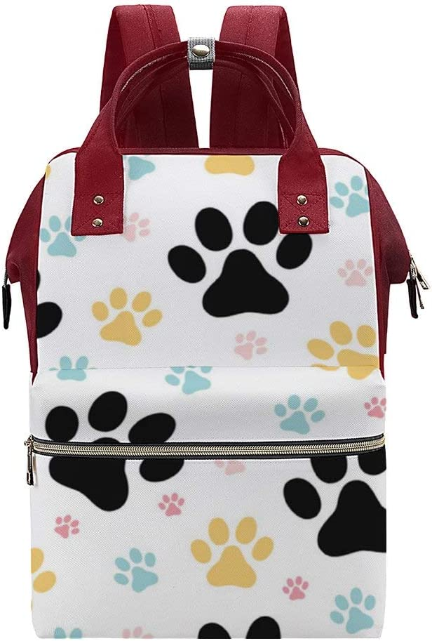Laptop Backpack Stylish College School Backpack Water Repellent Floral Casual Daypack Computer Bag for Women//Girls//Travel//Business