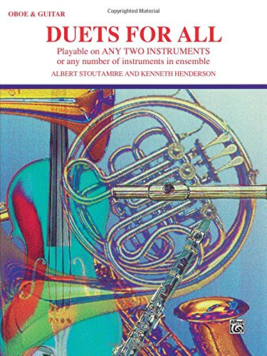 Duets for All: Oboe, Guitar