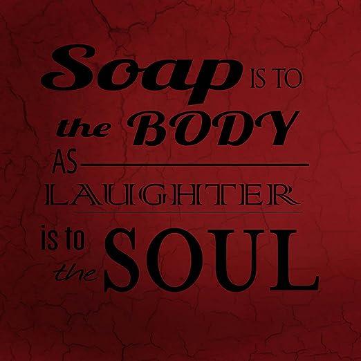 cuerpo de jabón risas alma #
