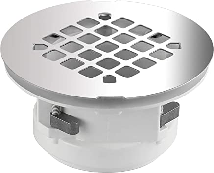 WingTite Shower Drain Replacement, Installs Entirely from the Top