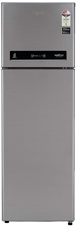 Whirlpool 340 L 3 Star Inverter Frost-Free Double Door Refrigerator