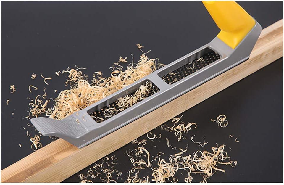 Surform DIY Carpentry Update 2.0 Hand Planner Multi-Rasp Zinc Alloy Hand Planer Smoothing Plane Woodworking Tools for Woodcraft Block Plane