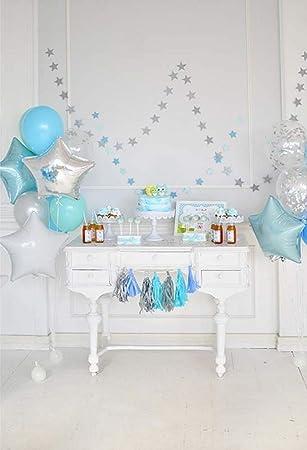 5 x 7 ft bebé niño Primer cumpleaños Fondo Impreso Mesa de ...