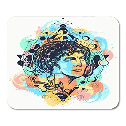 Amazoncom Semtomn Gaming Mouse Pad Aphrodite Color Tattoo