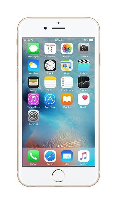 92 opinioni per Apple iPhone 6s Oro 128GB (Ricondizionato Certificato)