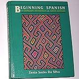 Beginning Spanish : A Concept Approach, Da Silva, Zenia S., 0060415355