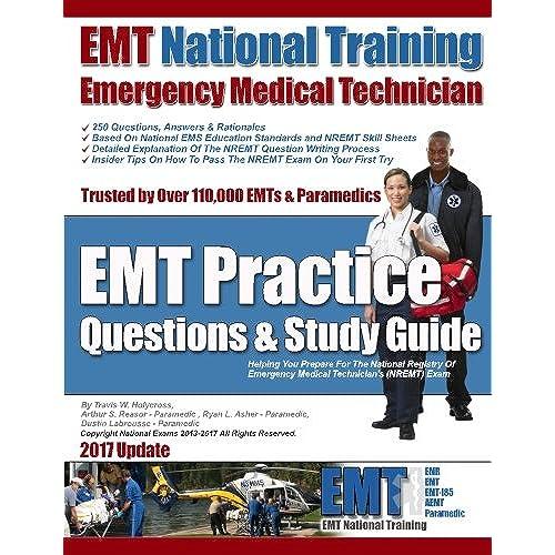 emt study guide amazon com rh amazon com