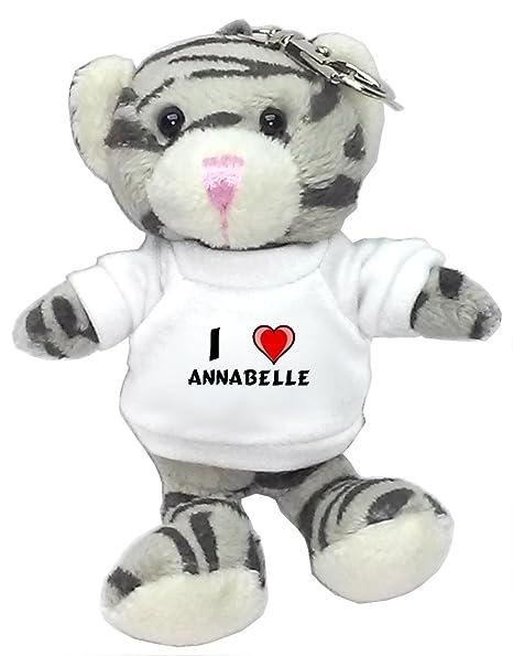 Shopzeus Vaca de Peluche (Llavero) con Amo Annabelle en la ...