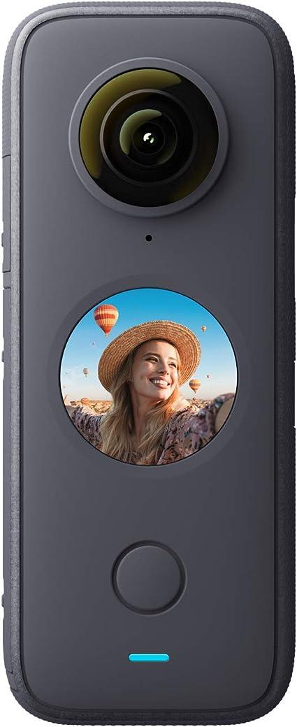 Insta360 One X2 5 7k 360 Action Kamera Mit Kamera