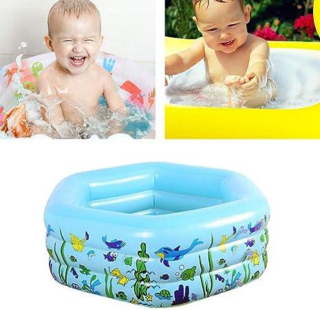 Piscina hinchable para familias, piscina infantil hinchable ...