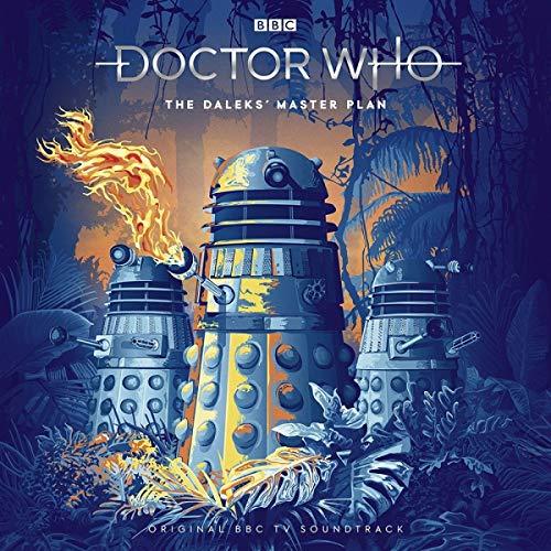 Doctor Who: The Daleks' Master Plan (Original BBC TV Soundtrack)