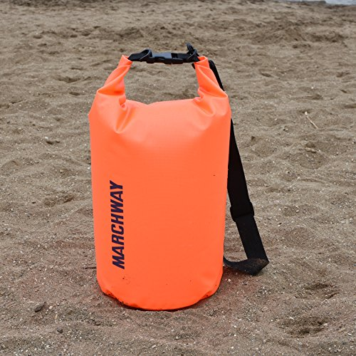 Keep valuables dry with a waterproof bag