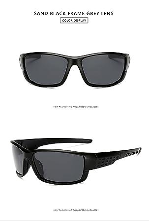 Gafas De Sol Polarizadas De Los Deportes para La Conducción De Esquí Golf Running Ciclismo Diseño