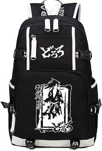 2019 New Anime Dororo Backpack Cosplay Hyakkimaru Canvas Bag Men Women Travel Bags 4 3