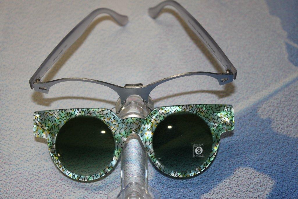 Muestra de ojos gafas modelo SW712 012 Sea Garden Collection ...