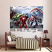 Fathead Avengers Assemble Mural -  Real Big Wall Decal