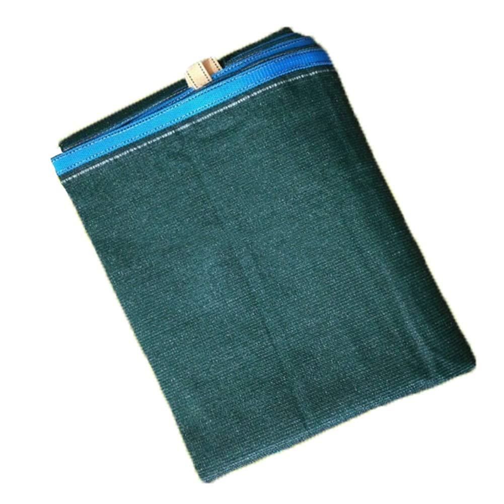 vert 2×10m LXHONG-Filet De Camouflage Jardin Crème Solaire Coupe-Vent Prougeection Contre Les Ombres Multifonction, Taille 17 (Couleur   vert, Taille   3×8m)