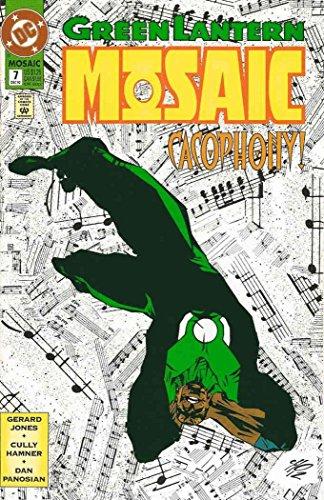 (Green Lantern: Mosaic #1)