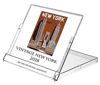 Ars Antigua 2018, diseño vintage de Nueva York carteles • 16 mes ...