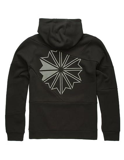 cb6efb48f93 Amazon.com  Reebok Classics Men s DC Crew Sweatshirt Hoodie (Black ...