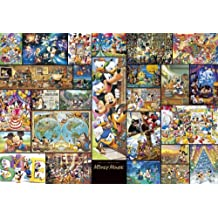 Tenyo Collection Art Mickey Mouse 2000 Pieces Gyutto Size Series Jigsaw Puzzle