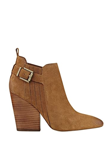 Womens nicolo Suede Pointed Toe Ankle Cold Weather Boots