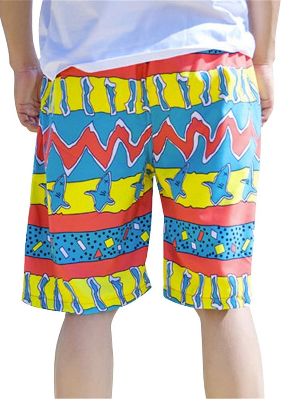 Savage AF Man Summer Casual Shorts,Beach Shorts Quick Dry Short