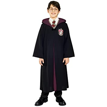 Harry Pottertm And Hermione Grangertm Deluxe Gryffindor Robe Kids