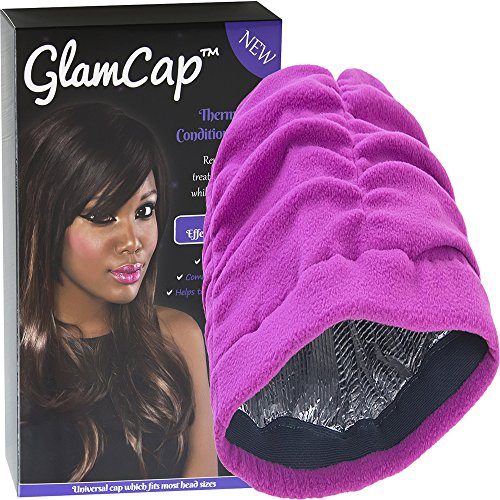 Wrap Glam (GlamCap Thermal Hair Repair Conditioning Cap)